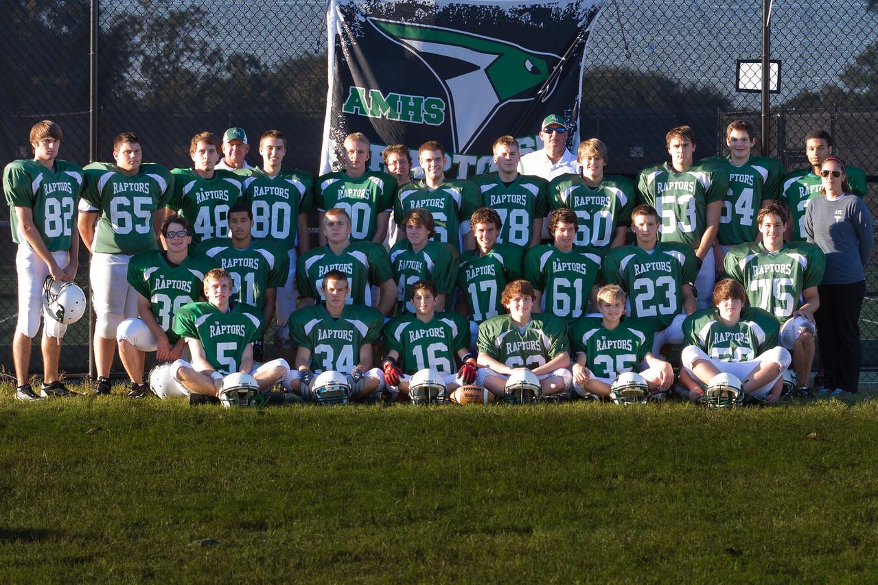 2011 Football Team